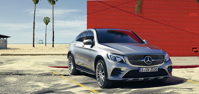 All New GLC43AMG Coupe