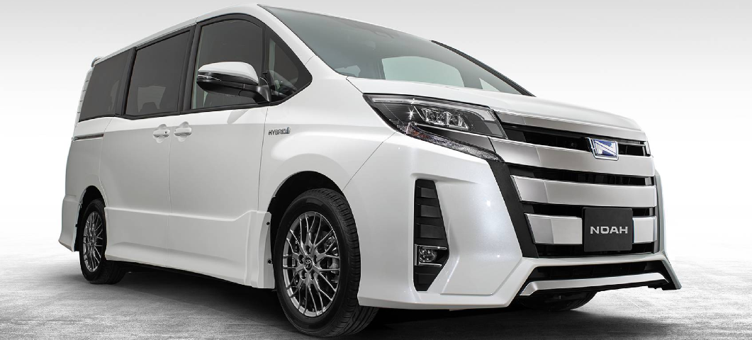 2018 Toyota Noah Hybrid X and Hybrid Si available. WA 8822 2221 to enquire