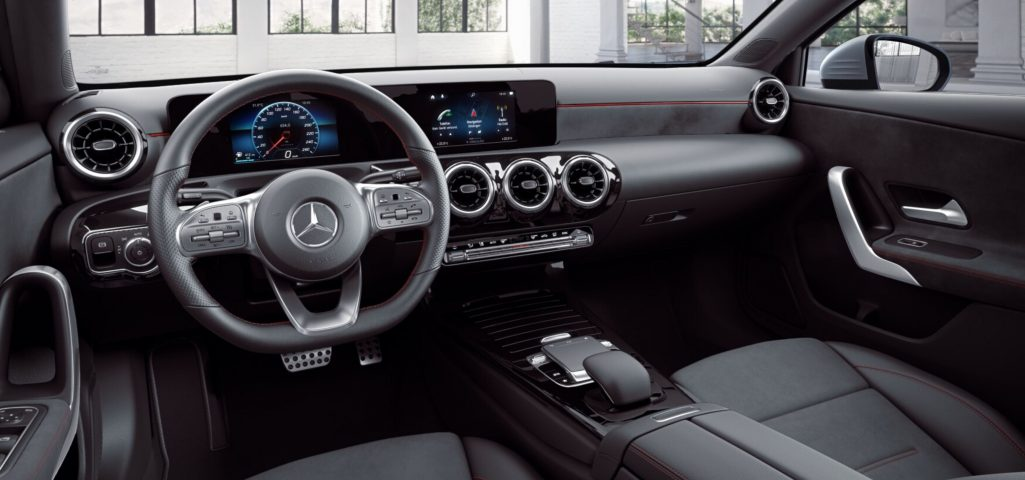All New A200AMG Premium Plus & Smartphone package